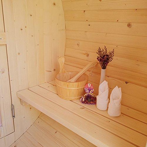 Barrel Sauna by RGX