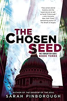 The Chosen Seed by Sarah Pinborough Horrible Monday science fiction book reviews