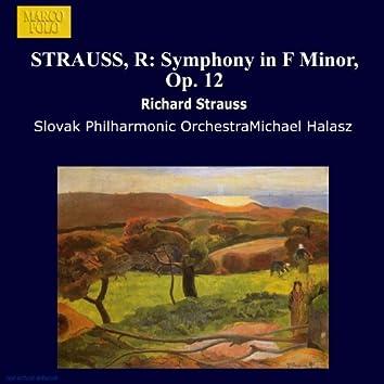 Strauss, R.: Symphony No. 2 in F Minor, Op. 12