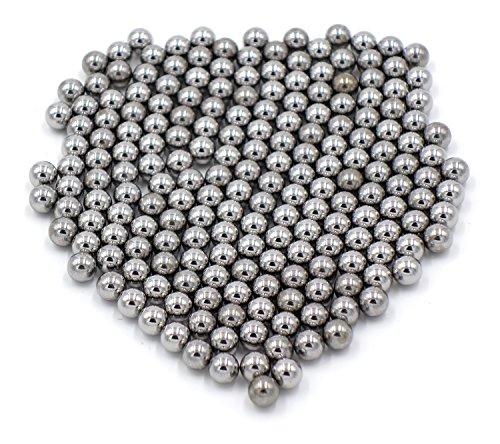inet-trades 1000 Stück Stahlkugeln 10 mm Eisenkugeln Metallkugeln der Marke (10 mm - 1000 Stück)