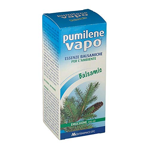 Pumilene Vapo Emulsione 200 ml Essenze Balsamiche per l'ambiente