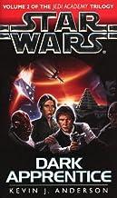 Star Wars - Dark Apprentice (Jedi Academy Trilogy Volume 2) by Kevin J. Anderson (18-Aug-1994) Paperback