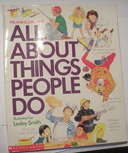 All About Things People Do (All About)