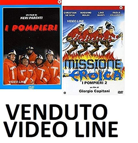 I Pompieri / I pompieri 2 - Missione eroica (2 Film DVD)
