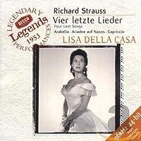 Strauss: Four last Songs, Arabella / Della Casa