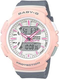 Casio Baby G Women BGA240-4A2 Year-Round Analog-Digital Automatic Pink Watch