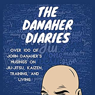 The Danaher Diaries cover art