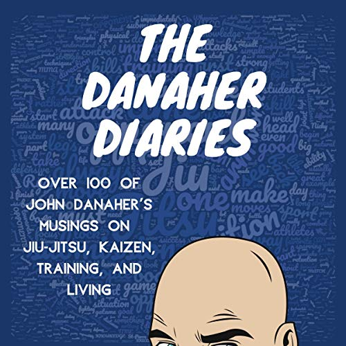 The Danaher Diaries  By  cover art