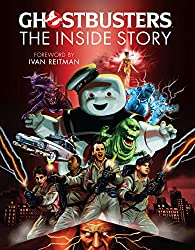 Image: Ghostbusters: The Inside Story: Stories from the cast and crew of the beloved films | Hardcover: 240 pages | by Matt McAllister (Author). Publisher: Hero Collector; Media Tie In edition (June 30, 2020)