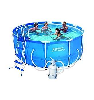 Prix piscine hors sol tubulaire 3 66 x 1 22 m avec filtre for Piscine hors sol 3 66 x 1 22