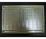 タカス電子 IC用ユニバーサル基板 デジタルパターン 89mm×139mm IC-701-74N