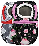 MyBud Ostomy Bag Covers for Women - 2 Pieces - Waterproof Stoma Bag Cover - Odor Control Colostomy Bag Covers- Support Garment for Ileostomy Bag, Urostomy Bag Pouch Cover