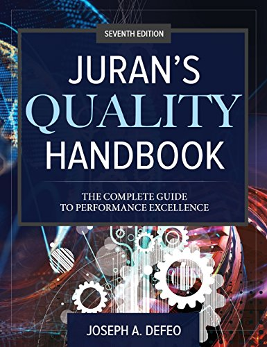 Compare Textbook Prices for Juran's Quality Handbook: The Complete Guide to Performance Excellence, Seventh Edition 7 Edition ISBN 9781259643613 by Defeo, Joseph