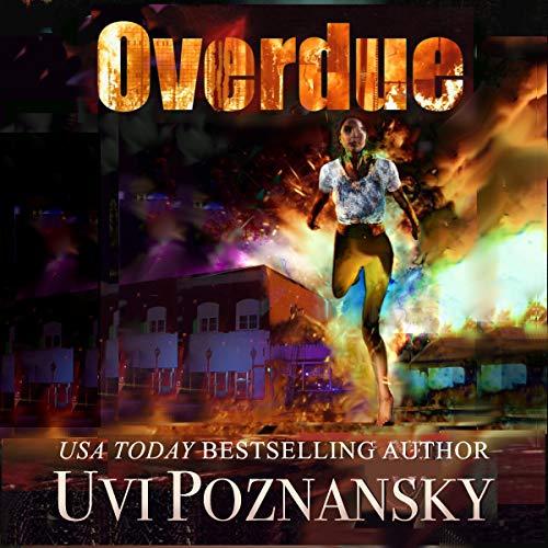 Overdue Audiobook By Uvi Poznansky cover art