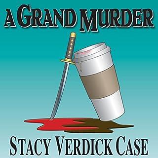 A Grand Murder audiobook cover art