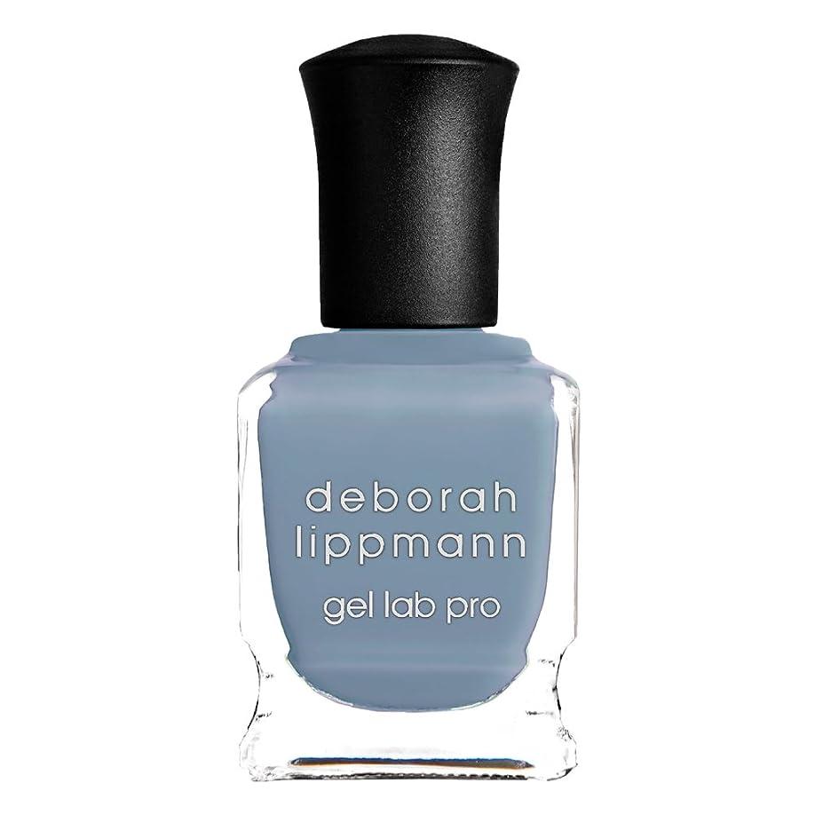 野球混合一[Deborah Lippmann] デボラリップマン ジェルラボプロ シー オブ ラブ SEA OF LOVE ブルー系 15mL