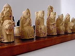 glass chess set uk