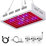 Roleadro Grow Light, 1000W LED Grow...