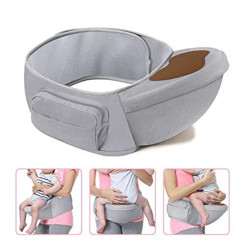 BAMNY - Asiento de cadera para bebé, cintura ligera,