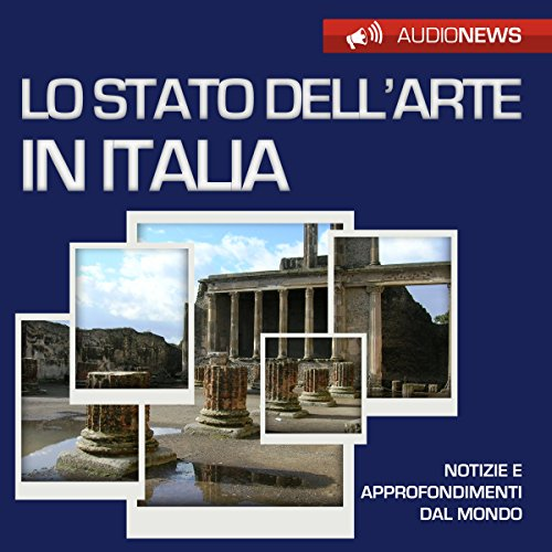 Lo stato dell'arte in Italia audiobook cover art