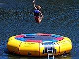 Island Hopper 15''Classic Water Trampoline