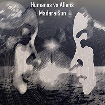 Humanos Vs Aliens