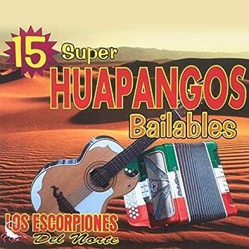 15 Super Huapangos Bailables