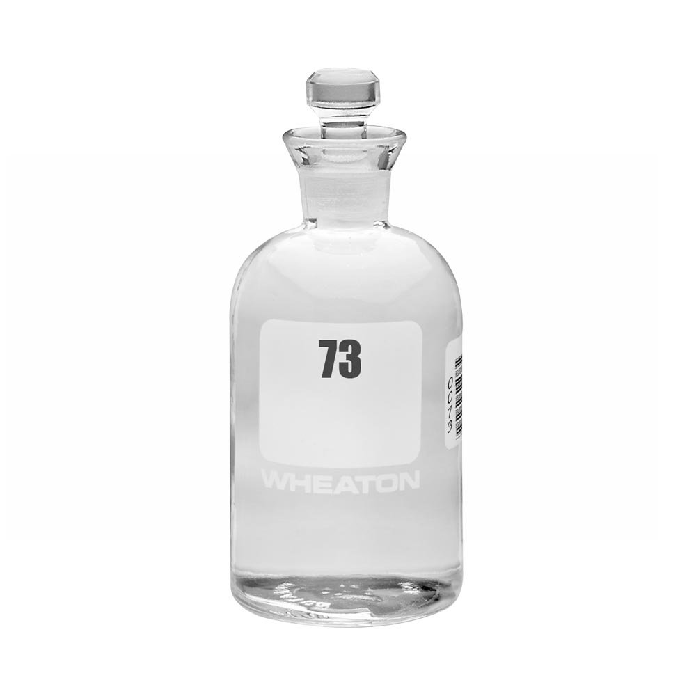 Wheaton 227497-04 BOD Bottle 300mL Stopper Robotic 7 Oakland Max 62% OFF Mall Numbered