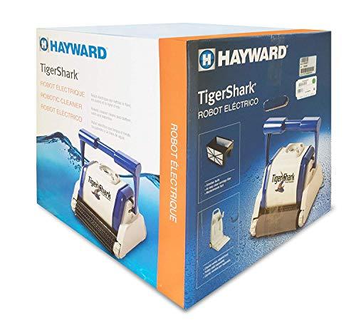 Hayward Tiger Shark QC, Nettoyeur automatique (version mousse)