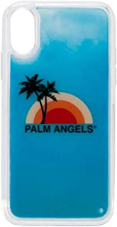 Luxury Fashion   Palm Angels Mens PMPA016S207920160188 Light Blue Cover   Spring Summer 20