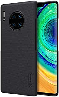 Nillkin Frosted Shield Hard Slim Case Back Cover for Huawei Mate 30 Pro - [Black Color] By Online Phone
