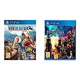 BANDAI NAMCO Entertainment Iberica One Piece World Seeker + Square Enix Kingdom Hearts 3 PS4
