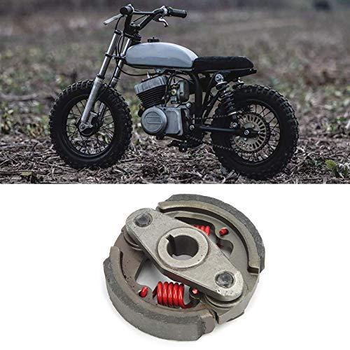 EBTOOLS Almohadilla de embrague de motocicleta Almohadilla de embrague de 2 tiempos Mini Embragues centrífugos de motocicleta Placa de almohadilla de embrague de carreras Se adapta para 43cc 47cc 49cc