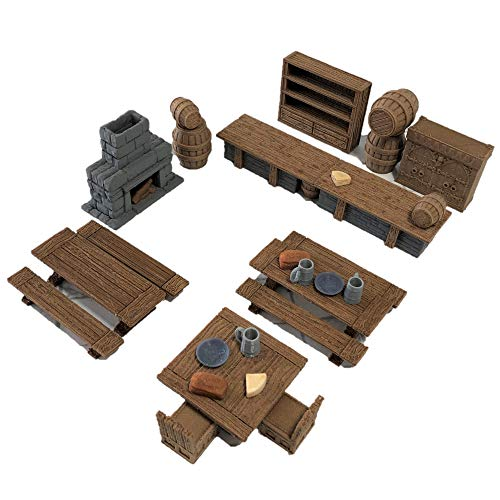 Extruded Gaming Deluxe Tavern