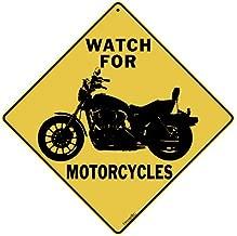CROSSWALKS Watch for Motorcycles 12