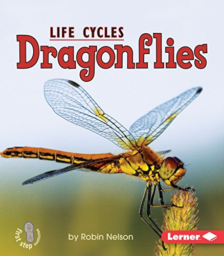 Dragonflies (First Step Nonfiction -- Animal Life Cycles)