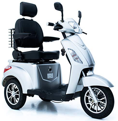 Green Power Scooter electrico de Movilidad Reducida Triciclo / Scooter Nuevo estabilidad...