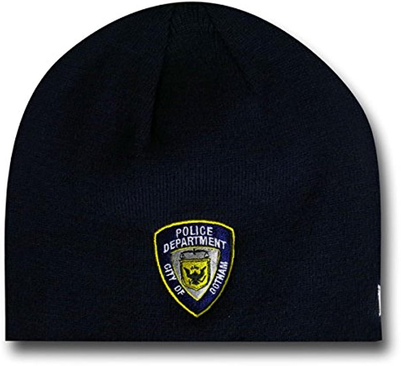DC Comics Batman Gotham City PD Knit Beanie Hat