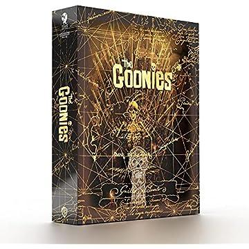 Les Goonies [Édition Titans of Cult-SteelBook 4K Ultra HD + Blu-Ray + Goodies]