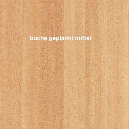 d-c-fix, Folie, Buche geplankt mittel, 90 cm x 210 cm, selbstklebend