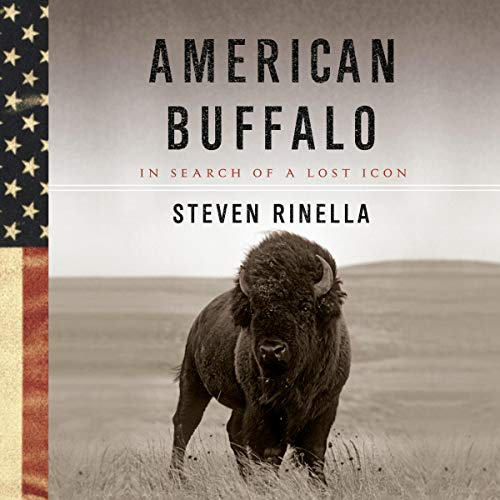 American Buffalo Audiobook By Steven Rinella cover art