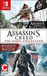 Amazon discounts Assassin's Creed: The Rebel Collection and other Switch games to under $20