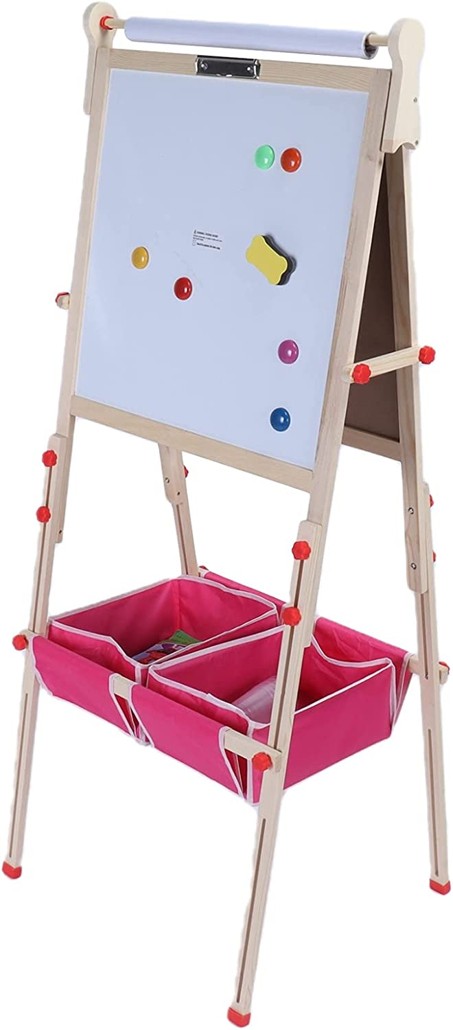 Kid's Art Easel NEW Children's Drawing Heigh Mesa Mall Pine Board