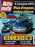 ACTION AUTO MOTO [No 42] du 31/01/1998 - MINI BREAKS, 4X4 DE LOISIRS, MONOSPACES : 4...