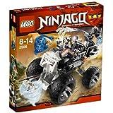 LEGO Ninjago Skull Truck Juego de construcción - Juegos de construcción (Multicolor, 8 año(s), 14 año(s), 17 cm, 22 cm, 17 cm)