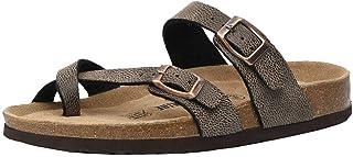 CUSHIONAIRE-NEXT STEP Women's Cushionaire, Luna Low Heel Slide Sandals
