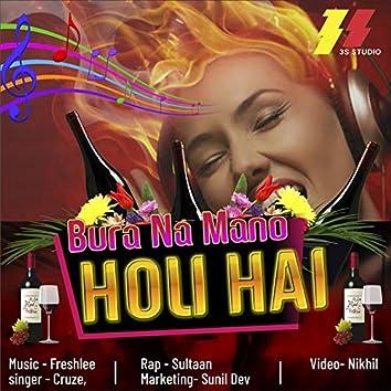 Bura Na Mano Holi Hai (feat. Sultaan)
