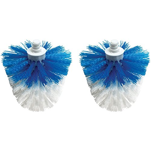 OXO Good Grips Toilet Brush Replacement Head (Set of 2)