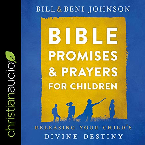 Bible Promises and Prayers for Children cover art
