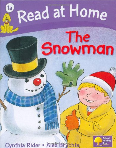 Read At Home More Level 1A The Snowman (READING AT HOME)の詳細を見る